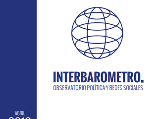 Interbarómetro ABRIL 2018