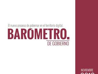 Barómetro de Gobierno edición 8, Noviembre 2018