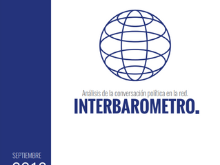 Interbarómetro 25, Septiembre 2018
