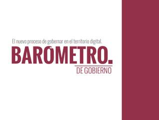 Barómetro de julio: Gobernabilidad y contingencia capturó la acción comunicativa digital del gabinet