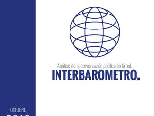 Interbarómetro 26, Octubre 2018