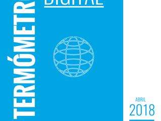 Termómetro Digital 10 Semana del 4 al 10 de Junio