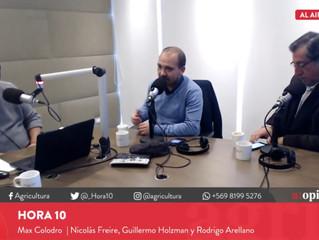 Hora 10 - Radio Agricultura