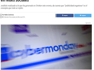 Publimetro | CyberMonday: baja cantidad de reclamos pese a quejas en redes sociales