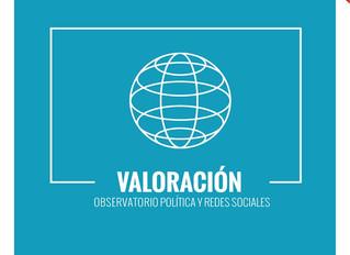 Valoración 25 Semana del 18 al 24 de Noviembre #EspecialElecciones2017