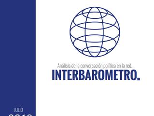 Interbarómetro Julio, edición 23