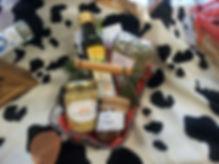 Panier garni condiments santé