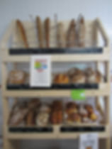 boulangerie, pains bio, pains grains, levain