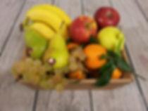 Panier garnis fruits pour entreprise