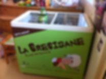 Glace, artisanale, La Brebisane