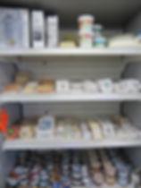 lait, beurre, yahourts, crème, fromages, tommes, alpage