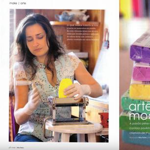 Entrevista Paula Portella para Revista Make
