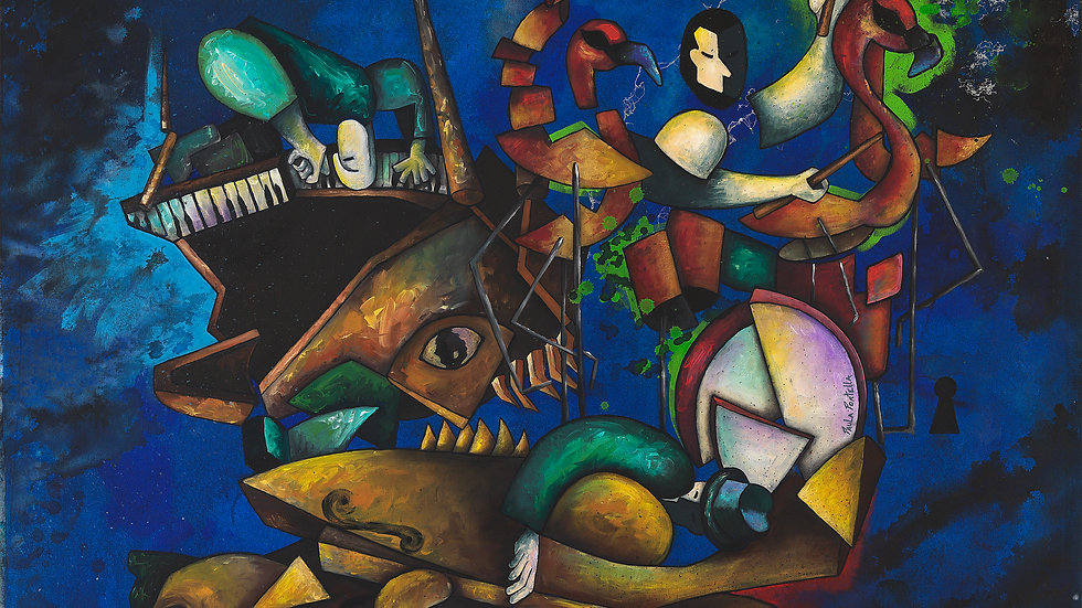 Trio de Jazz Brasileiro
