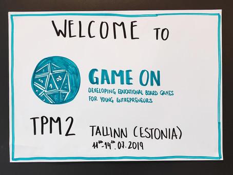 """Game On"" Arrives to Tallinn!"