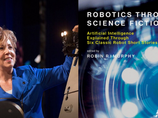 Robotics Through Science Fiction Webinar