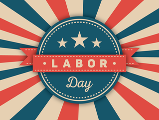 Labor Day Robots Week