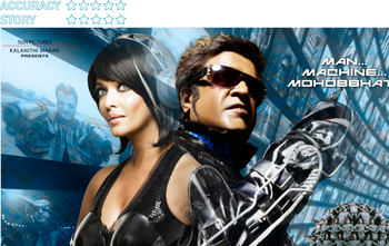 Enthiran (2010): Singing and Dancing Through the Uncanny Valley