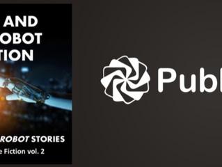 Learn AI and Human-Robot Interaction Through Asimov's I, Robot Stories