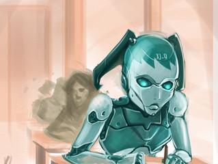 Tweens and Teens Realistic Robot Movie Week