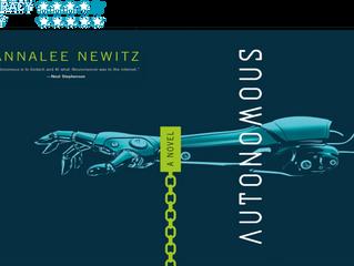 Autonomous (2017): A robot provides a teachable moment about natural language understanding as it di