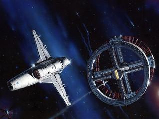 Robot Spaceship Week