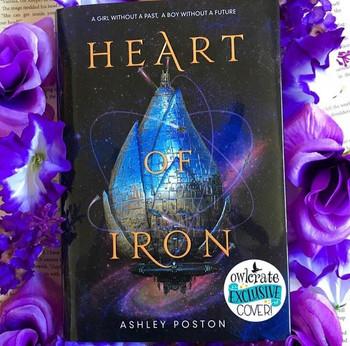 Heart of Iron (Ashley Poston, 2018)