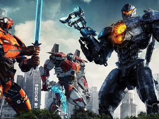 MARCH 2018: Pacific Rim and Exoskeletons