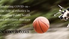 Combating COVID-19 with Robotics
