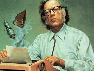 Happy Birthday, Isaac Asimov!