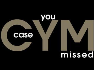 ICYMI (In Case You Missed It) Week