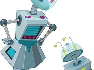 Robot Mothers week!