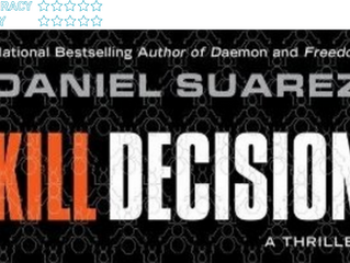 Kill Decision: The Best Introduction to Swarm Robotics in Science Fiction Ever