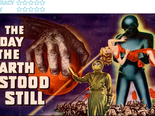 The Day The Earth Stood Still (1951): Gort as the ultimate teachable moment about autonomy