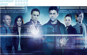 Almost Human (TV Series, 2013): If Firefly were a Buddy Robot Cop Series with Predicate Logic