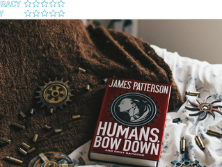 Humans, Bow Down: The most scientifically inaccurate book on robotics or just the worst YA scifi boo