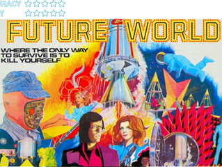 Futureworld (1976): Futureworld is a place where both evil scientists and robots believe in the Subs