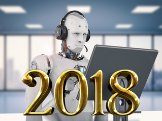 The Year 2018 in Scifi Robotics
