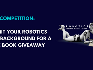 Competition: Create the Best Robot Background for Zoom