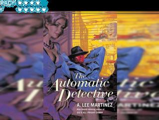 The Automatic Detective (2008):  A robot dexterously grasps the film noir detective genre