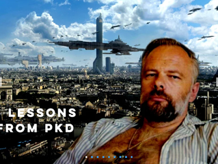 What Philip K. Dick Can Teach Us About Robots: 6 Lessons in Ethics, Factory Automation, Strong AI, a