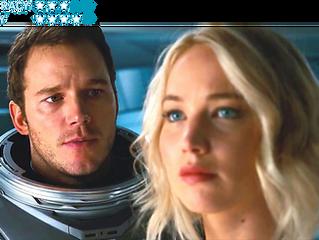 Passengers: The distributed multi-robot crew is as interesting as passengers Chris Pratt and Jennife