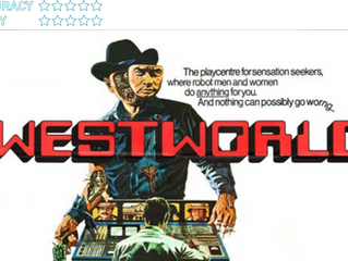 Westworld (1973): Before the series, there was the surprisingly realistic movie