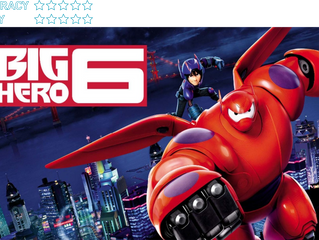 Big Hero 6: Have You Hugged Your Soft Robot Baymax Today?