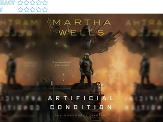 Artificial Condition (2018): Follow up to Martha Well's Hugo Awards Winner!