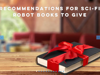 Recommendations for Sci Fi Robot Books to Give