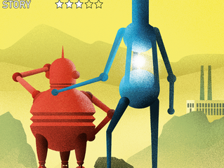 The Cyberiad: This collection of humorous robot folk tales would be a fan favorite of Dustin, Will,
