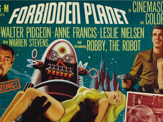 Academy Award Winning (or Not) Robot Movies Week