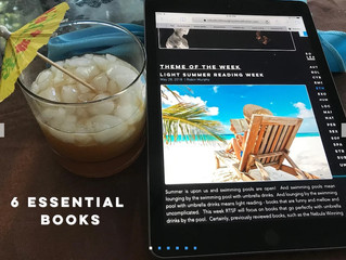 6 LIGHT SUMMER READING BOOKS