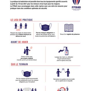 Règles sanitaire #COVID19