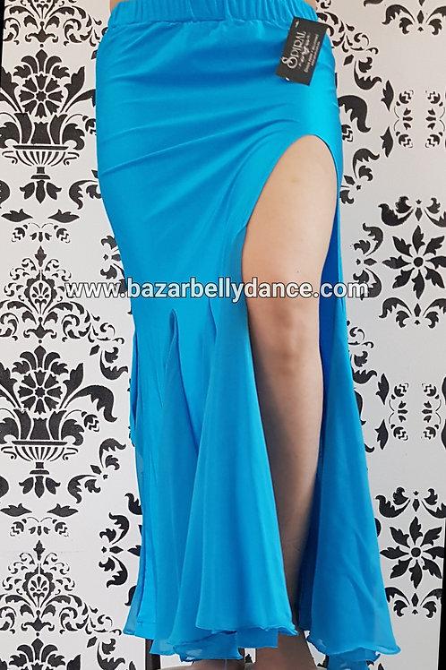 Falda de sirena (incluye guantes)
